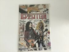 Led Zeppelin Rock n Roll Comic Book #13 Nm Condition 1st Print 1990