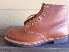 VINTAGE MOTORCYCLE GORILLA BOOTS Made In USA SIZE. 7.5 MENS
