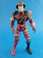 Vintage Toy Figure MANNIX - THUNDER SNAKE Bootleg Spawn KO Approx 6""