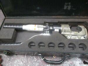 GREENLEE HK1240 HYDRAULIC CRIMPER  12 TON
