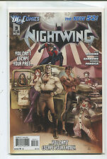 Nightwing #3 Nm The New 52 You Can't Escrape Your Past Dc Md5