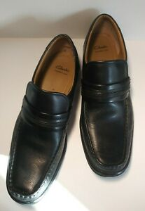 CLARKS CUSHION CELL SIZE 11 G WIDE FIT SLIP ONS