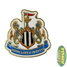 Newcastle United Crest Pin Badge Official Licensed Football Novelty Accessory
