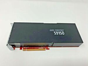 AMD FirePro S9150 16GB GDDR5 PCI Express 3.0 x 16 Server Graphics Card