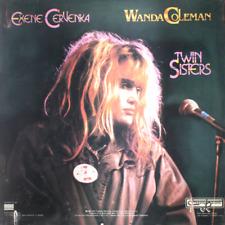 EXENE CERVENKA / WANDA COLEMAN Twin Sisters BRAND NEW SEALED 1985 LP Spoken Word