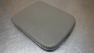 Dodge Ram Jump Seat Center Console Lid  02-05 1500 03-06 2500 3500 Tan Taupe