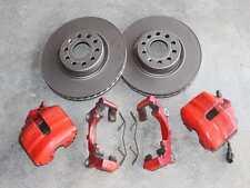 VW Golf 5 GTI / Edition 30 Bremsanlage vorne 312x25 Bremse Bremssattel komplett