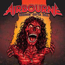 AIRBOURNE - BREAKIN' OUTTA HELL - CD SIGILLATO 2016