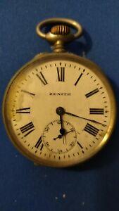 Orologio da tasca Zenith Grand Prix Paris 1900