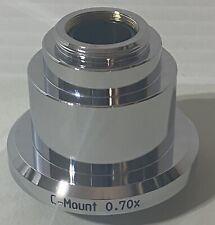 Leica 11541543 Hc C Mount 070x Microscope Camera Adapter