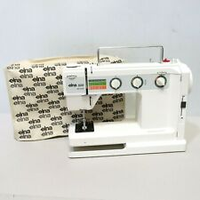 Vintage Elna 500 Electronic Sewing Machine With Soft Cover - 232