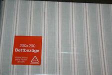 Ralph Lauren Home Fitted sheet, Bettlaken 140 x 200 cm Hope chest stripe blue