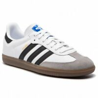 ADIDAS Originals Samba OG men's women's shoes trainers, B75806 white black