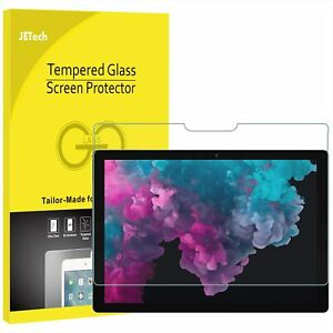 """Tempered Glass For Microsoft Surface Pro 4 5 6 7 8 Tablet 12.3"""" Screen Protector"""