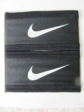 Nike Speed Performance Armband Adult OSFM Black/White Pair New