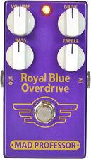 Mad Professor Royal Blue Transparent Overdrive Guitar Effect Pedal