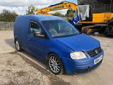 VW CADDY SDI 2.0 BDJ ENGINE HFN GEARBOX BLUE - BREAKING PEDAL FOR SALE