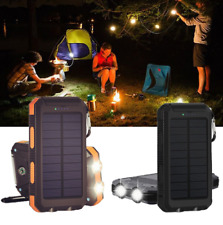 Solar Power bank Charger Mobile  DIY Cellphone Power Charger Battery Extern