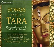 Songs of Tara: Devotional Music To the Goddess of Liberation [Digipak] by...