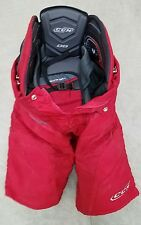 "CCM Vector 08 VO8 RED Ice hockey pants Senior Men's small 30""  - 34"""
