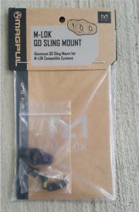Magpul M-Lok QD Sling Mount Swivel Adapter Sling Attachment for Mlok System