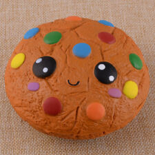 Squeeze Slow Rising Squishy Relief Stress Chocolate Jumbo Cookie Cream Toy PU