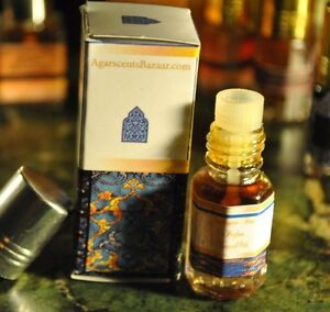 Ambergris Ambre Rose 3ml - Sweet Ambre Gris Parfum,  Perfume Oil