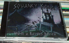 SQUANKY KONG Unver a Raven's Review CD NEW SEALED FUNK ROCK