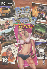 BIG MUTHA TRUCKERS 2 Truck Me Harder - Hick Comedy Trucking Driving Game - NEW