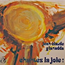 JEAN-CLAUDE GIANADDA chantez la joie ! EP 1975 SEL toute ma vie/nous danserons++