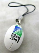 33378 RUGBY WORLD CUP 2007 FOOTBALL  MOBILE PHONE CHARM DECORATION ACCESSORY