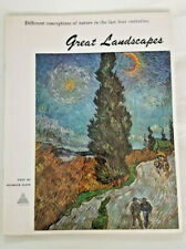 The Library of Great Painters Portfolio Edition: Great Landscapes