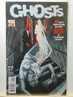 Ghosts #1 Vertigo One-Shot 2012 Comics CB8352