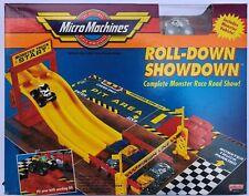 "Micro Machines - Monster Truck Race Ramp w/ ""Undertaker"" Truck - UNOPENED !!!"