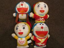 "Doraemon 6.5"" Plush Doll Lot Dorami Monkey King Goku Arabian Nights Epoch Japan"