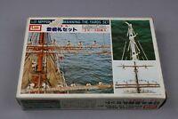 ZF991 Imai 1/100 maquette bateau marin B-960 500 Nippon Maru Manning  Yard Set