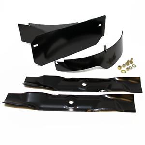 Genuine 34″ Hustler Dash Mulch Kit (125033) SHIPS FREE