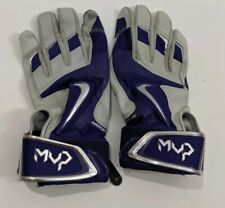 Nike MVP PE Player Edition Batting Glove Kansas State PGB446 029 Size Medium