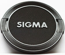 Sigma Front Lens Cap 55mm 55 mm Snap-on Genuine Original