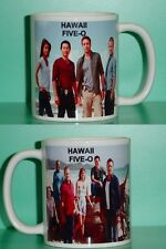 HAWAII FIVE-O Alex O'Loughlin, Scott Caan, with 2 Photos Collectible GIFT Mug 02