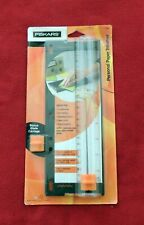 FISKARS Personal Paper Trimmer #9590 With Extra Blade, NOS, Original Owner.