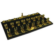8 Gang SFE, AGC or MDL Fuse Block with Negative and Positive Common Bus Bars