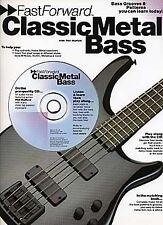 Avance rapide: classic metal bass