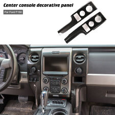 for Ford F150 09-14 Central Control Trim Kit Dashboard Covers Inner Accessories