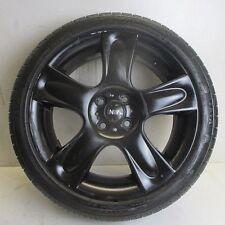 "BMW MINI R50 R52 R53 17"" 91 Black 5 Spoke Alloy Wheel & 5mm Tyre 6763299 #4"