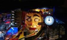 FUN HOUSE Pinball Interactive Motorised CLOCK Mod FUNHOUSE