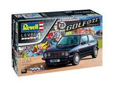 REVELL VW Golf GTI 1/24 Plastic Model Set (Incl Paints) R05694
