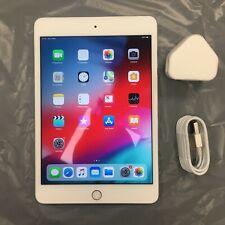 GRADE A Apple iPad mini 4 128GB, Wi-Fi, 7.9in - Silver