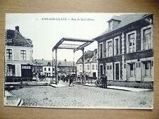 Postcard- 1. RUE DE SAINT OMER, AIRE SUR LA LYS, FRANCE
