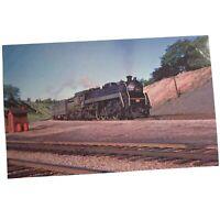 Vintage Postcard, TRAIN Locomotive, Canadian National 6076